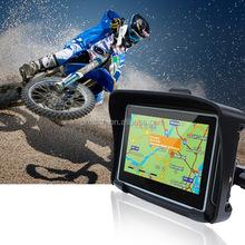 GPS navigator motorcycle gps navigator 4.3 inch motorcycle/bicycle waterproof GPS Navigatior