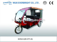 new condition and automatic 5-6seats electric/trike/tricycle