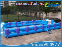 inflatable football filed for sale /hot selling inflatable football field / super football field inflatable