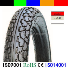 Tyre and inner tube/ motorcycle tyre 2.50-16