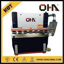 """OHA"" Hydraulic Bending Machine, 40/1600 Press Brake, hoop bending machine"