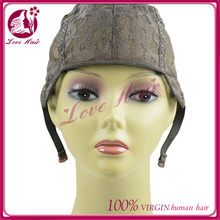 2015 New Fashion Make Wigs silk lace cap for wig making swiss lace wig cap