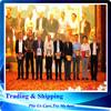global logistics tracking FROM CHIAN TO MUARA