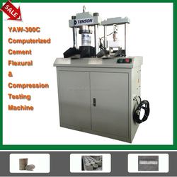 Popular TENSON Brand Double Function Cement Strength Testing Machinery for Break Compression Testing Machine