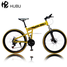 24 speed folding mountain bike for sale,made in chian
