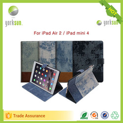 new hot selling PU leather tablet case for ipad air /air 2