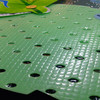 Eco-friendly IXPE acoustical foam underlayment for laminate flooring wood flooring