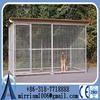 Galvanized outdoor dog kennel/steel fence dog kennel/dog kennel wholesale