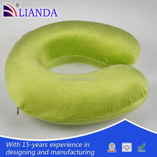 chinese neck pillow,pillow neck,u shape neck pillow case
