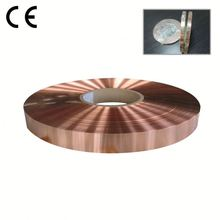 Metallized PET film used for air ducts