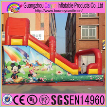 GZCY offer new inflatable slide