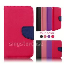 for THL W3 case cover, wallet leather mobile phone case for THL W3