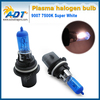 ULTRA BRIGHT WHITE 9007 HB1 halogen HEADLIGHTS BULBS 7500K