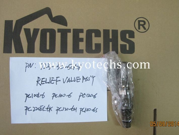 RELIEF VALVE FOR 723-30-50101  723-30-50102 723-30-50103  723-30-50100 PC100L-6 PC100-6 PC120-6.jpg