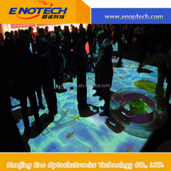stylish interaction table projector design ,touch screen