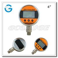4 Inch 100mm hydraulic digital vacuum pressure gauge manometer