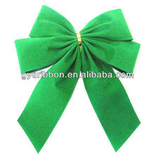 Velvet Butterfly Bow Ties with double ears and wings for gift packing