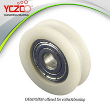 Small plastic nylon pulley wheels with bearings 625 series