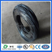 New product 18 gauge 20 gauge black annealed binding wire/black tie wire/annealed wire factory