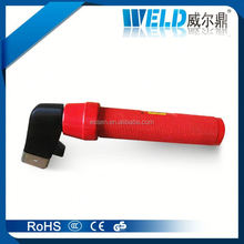 alu electrode holder, welding machine parts, optimus arc electrode gun