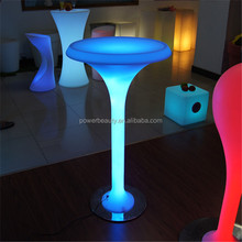 unique lounge Led table, living room led table, patio led table bar furniture