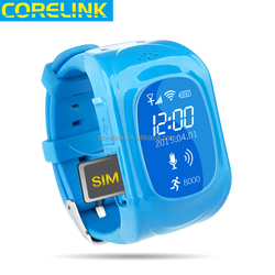 OEM ACCEPTED Two way communication child/elderly/kids gps watch with sos button gps tracker real time tracking