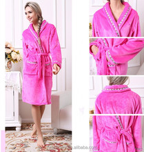 Adults Age Group flannel/polar fleece and Bathrobe Product Type bathrobe