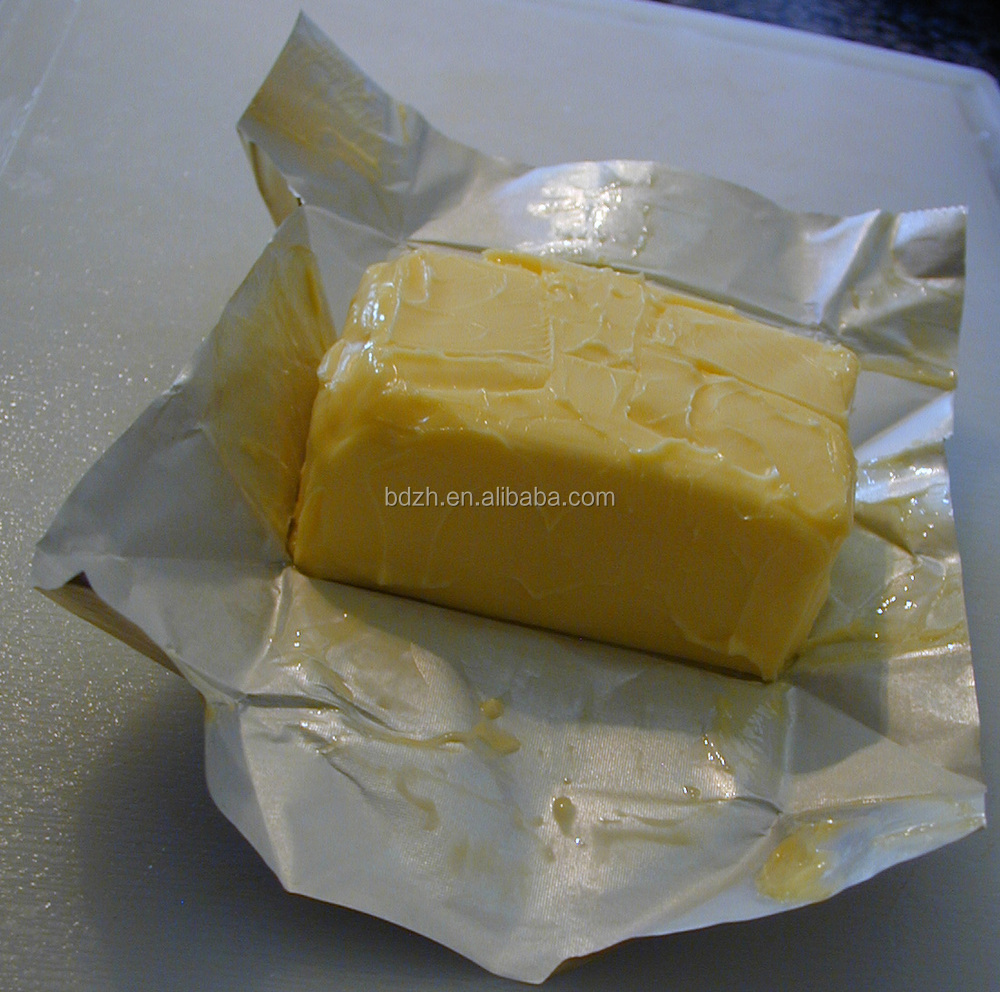 Laminated Aluminum Foil Paper For Butter Wrapping Buy