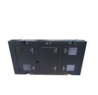 xxx video tv led display p10 outdoor waterproof iron standard cabinet