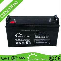 VRLA solar battery prices in pakistan 12v120ah