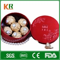 Customized Design Colorful Wholesale Celebration Wedding Candy Boxes for Sale
