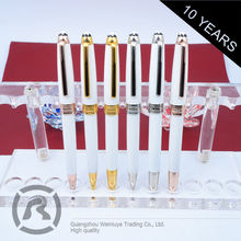Supplier Hot New Products Customized Logo Gel Pen Importers With Logo