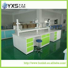 laboratory central table (manufacturer with 10 years experience )