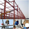 GB Standard and Light,light steel structure Type steel structure
