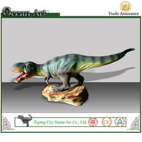 China Professional Animatronic Dinosaur Craft Supplier
