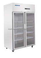 2-8 degree hospital and laboratory use refrigeration, medical pharmaceutical refrigerator for sale