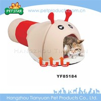 New soft plush warm heated dog house