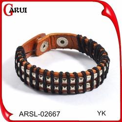 Bracelet hand chain for men new gold bracelet designs alibaba express braided leather bracelet