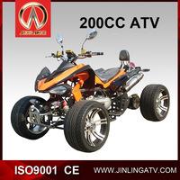 JLA-13A-09 Four Wheeler 200CC Racing ATV For Sale With Cheap Price