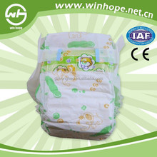 baby sleepy high quality soft surface adult baby style diaper