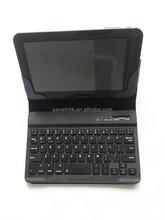 2015 bluetooth deep purple wireless keyboard leather case