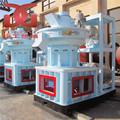 Auto lubrificar anel Die máquina de madeira da pelota / madeira tomada de Pellet máquina / máquina da pelota da biomassa