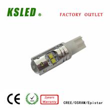 CE RoHS T10 led width lamp DC12V 24V Vhehicle led bulb lights High quality Cheap price