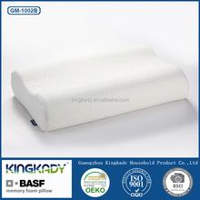 2015 Hot sales 100% polyester Air memory foam stop snoring air memory pillow