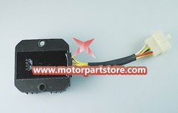 8 classes full-wave rectifier 6-pin fit for the 200cc to 250CC engine Motorcycle RF002