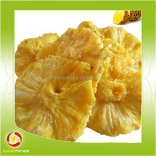 Hot selling dried pineapple dried yellow pineapple fruit dried fruit