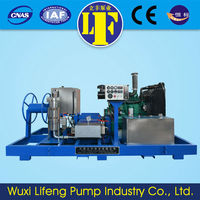 Pressure cleaning equipment cold water high pressure cleaner