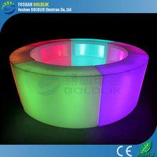 Led de iluminación de café muebles de la barra de bar para la venta gkt-021bc
