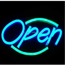 Holiday Decoration waterproof acrylic sign board open close