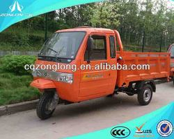 2014 China 200cc enclosed 3 wheel motorcycle for sale